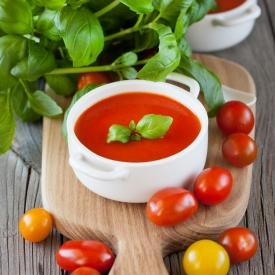 полезные холодные супы, летние супы