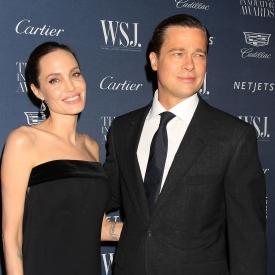 Анджелина Джоли и Брэд Питт,звездная пара