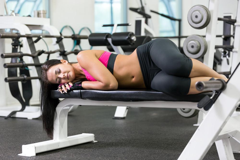 женщина и спорт