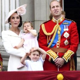 Кейт Миддлтон,королевская семья