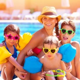 отдых с детьми,как выбрать отель для отдыха с ребенком