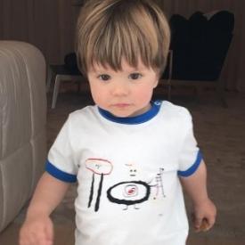 Шакира показала фото сына