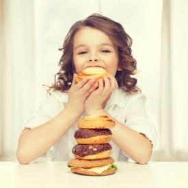 Самый простой способ решения проблемы лишнего веса у детей