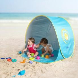 Что взять с собой на пляж, если едете с ребенком