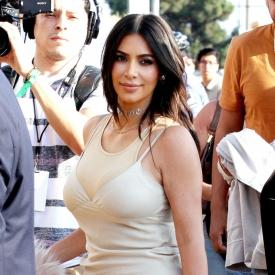 Ким Кардашян,как похудеть после родов