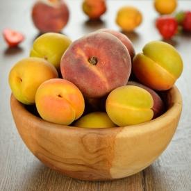 польза абрикосов, польза персиков