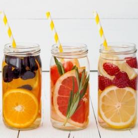 фруктовая вода,рецепт,напиток