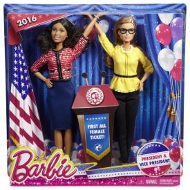 Барби стала президентом: Компания Mattel выпустила новую куклу