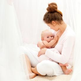 Оригинальный и щадящий способ отлучения ребенка от груди