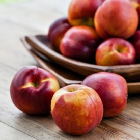 персики,полезный продукт