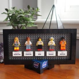 Lego создаст серию игрушек, изображающих женщин из NASA