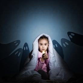 ночные кошмары у ребенка,здоровый сон,детский сон