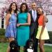 Барак Обама, Мишель Обама, одна из самых романтичных пар мира, свадьба Барака и Мишель, Малия