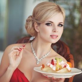 десерт,похудение,похудение летом,здоровый образ жизни
