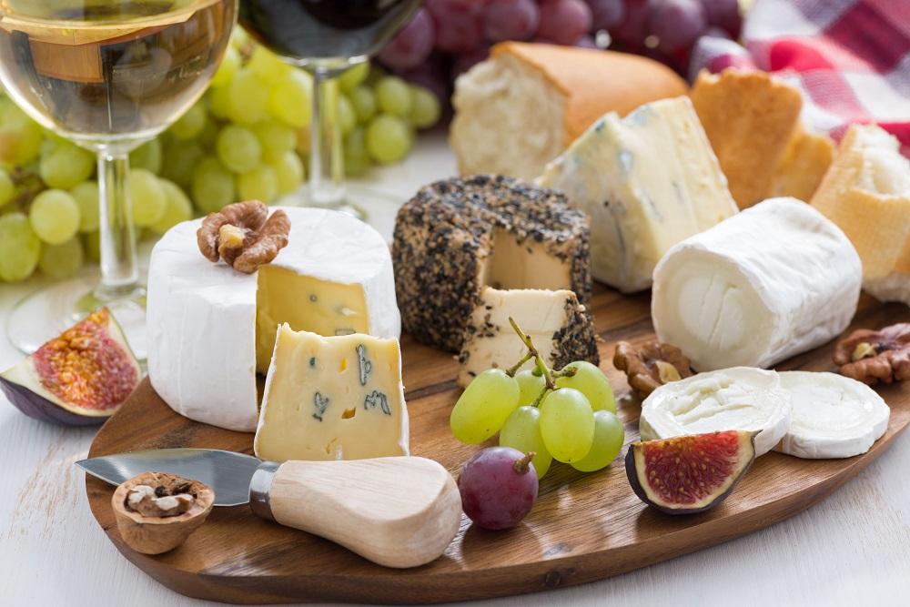 Нарезка твердых сыров