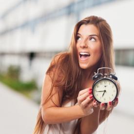 время,восприятие времени