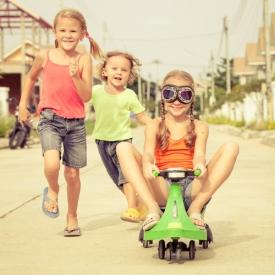 Почему родители не прививают детям любовь к спорту?