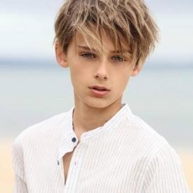 самый красивый мальчик в мире, Уильям Франклин-Миллер, карьера модели, интернет пользователи