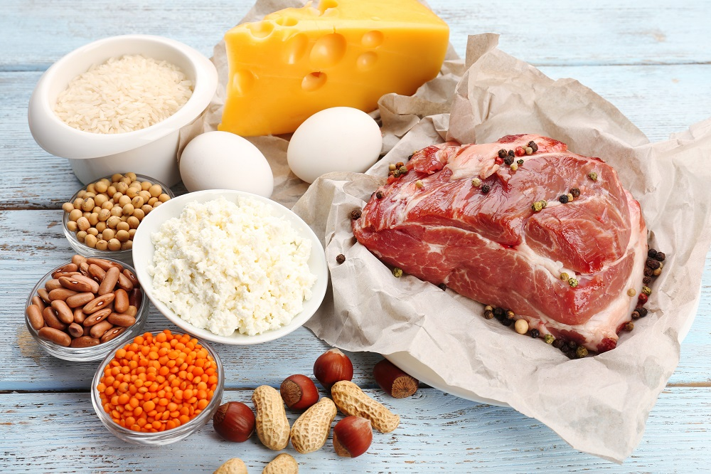 жирные продукты