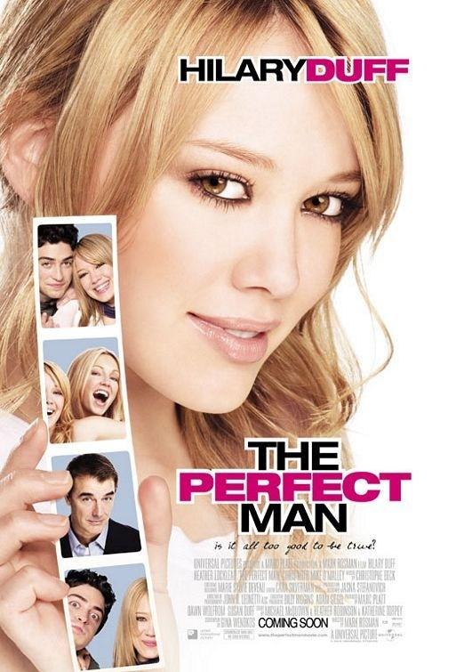 Идеальный мужчина_постер