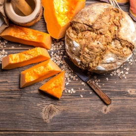 чем полезна тыква,здоровое питание,завтрак
