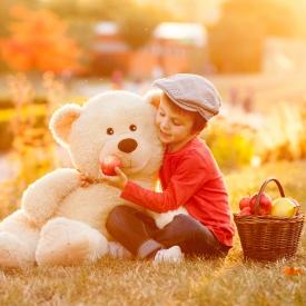 Осенний гардероб для ребенка: обязательные вещи