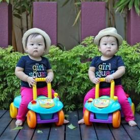 воспитание детей,развитие детей,близнецы