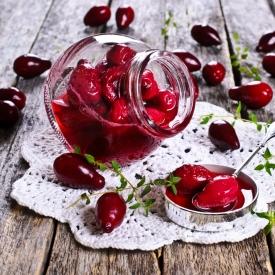 полезные свойства кизила, кизил, ягоды кизила, кизил при похудении, осенние ягоды
