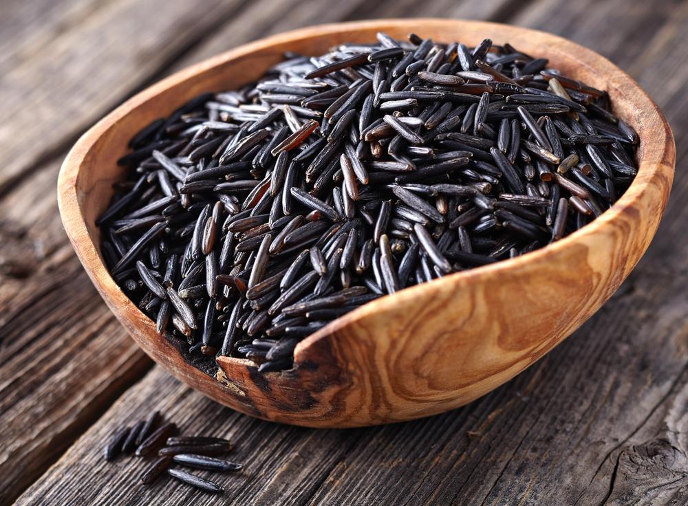 черный рис
