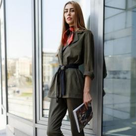 украинский бренд, уличный стиль, этнические мотивы, коллекция бренда, стильная одежда, Ирина Диль, украинский бренд женской одежды