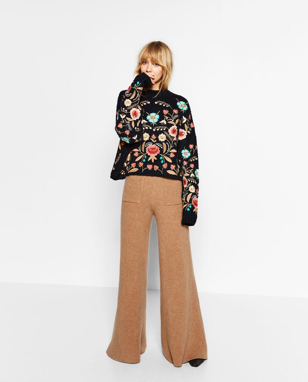 вязаній свитер