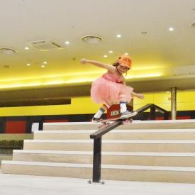 скейтбординг, Скай Браун, Оушен Браун, звезда скейтбординга, соревнования для скейтбордистов