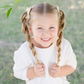 Магнолия Стриб, Дженни Стриб, юная звезда, маленький парикмахер, известный парикмахер-стилист