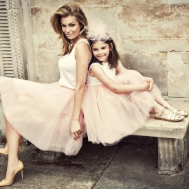мама и дочь,воспитание детей