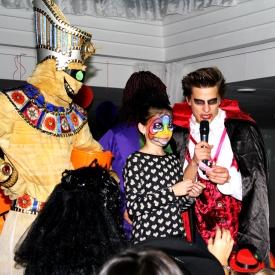 30 октября в Киеве  пройдет сказочно интересный детский праздник Halloween