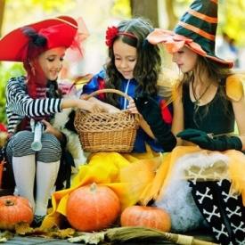 Во всеоружии: оригинальные идеи детских костюмов к Хэллоуину (Фото)