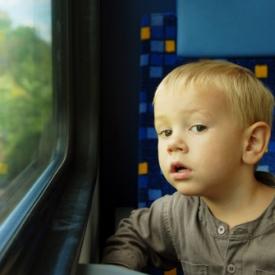 путешествие с ребенком на поезде,детские высказывания,высказывания