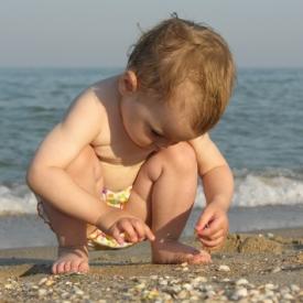 отдых на море с ребенком,море