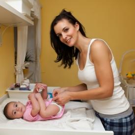 стул грудничка,стул новорожденного
