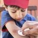 столбняк,прививка,вакцинация,рана у ребенка
