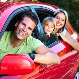 укачивает в машине,путешествие на автомобиле