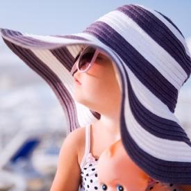 отдых летом,отдых с детьми,список необходимых вещей,что взять с собой на море