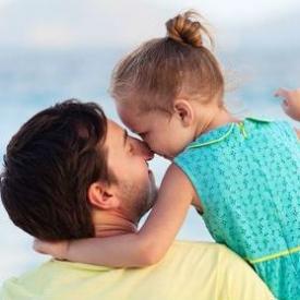 видео,папа и ребенок,дочка