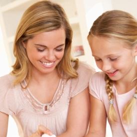материнство,дочь,воспитание