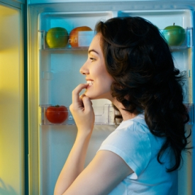 как похудеть за ночь в домашних условиях