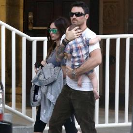 Меган Фокс,беременные звезды,звездные семьи