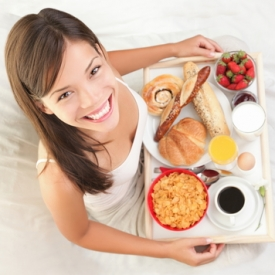 польза завтрака,утренний прием пищи,завтрак,ожирение