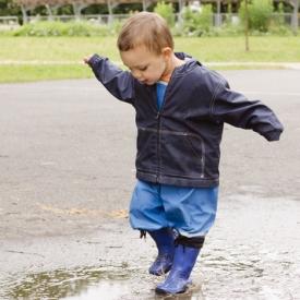 дождь,прогулка