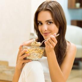 каша,завтрак,здоровое питание,каша из упаковок