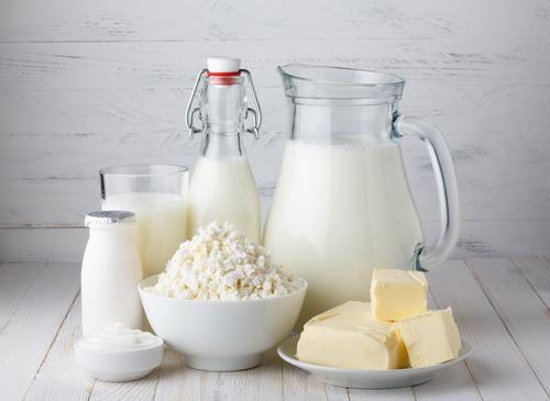 Артериальное давление: молочные продукты